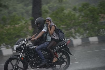 Rains. (File Photo: IANS)