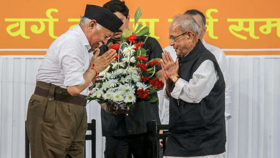 Missed Pranab Mukherjee's RSS Address? Here Is The Full Speech