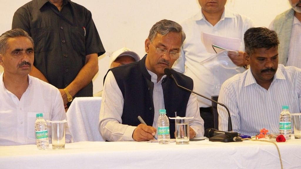 Uttarakhand Education Min Assures Justice to Teacher Removed By CM