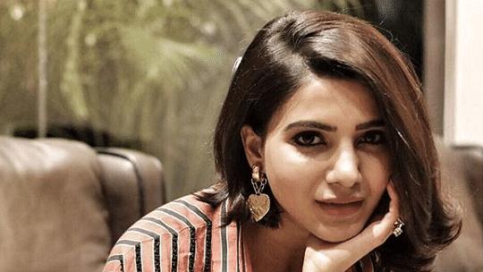 Samantha Akkineni Opens up About Her Possessive Ex-Boyfriend