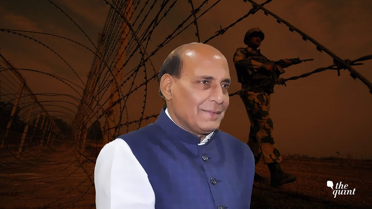 """Rajnath Singh's Challenges in Changing """"Fate & Face of Kashmir"""""""