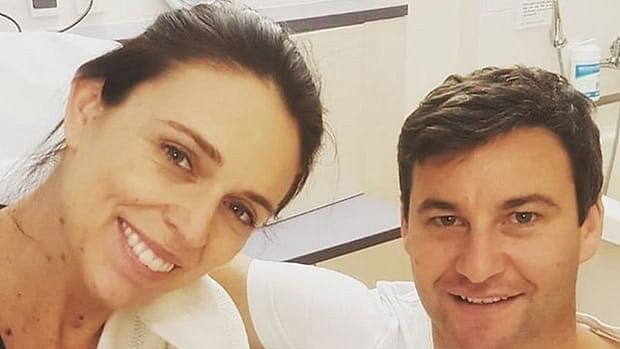 New Zealand PM Jacinda Ardern Gives Birth to her First Child
