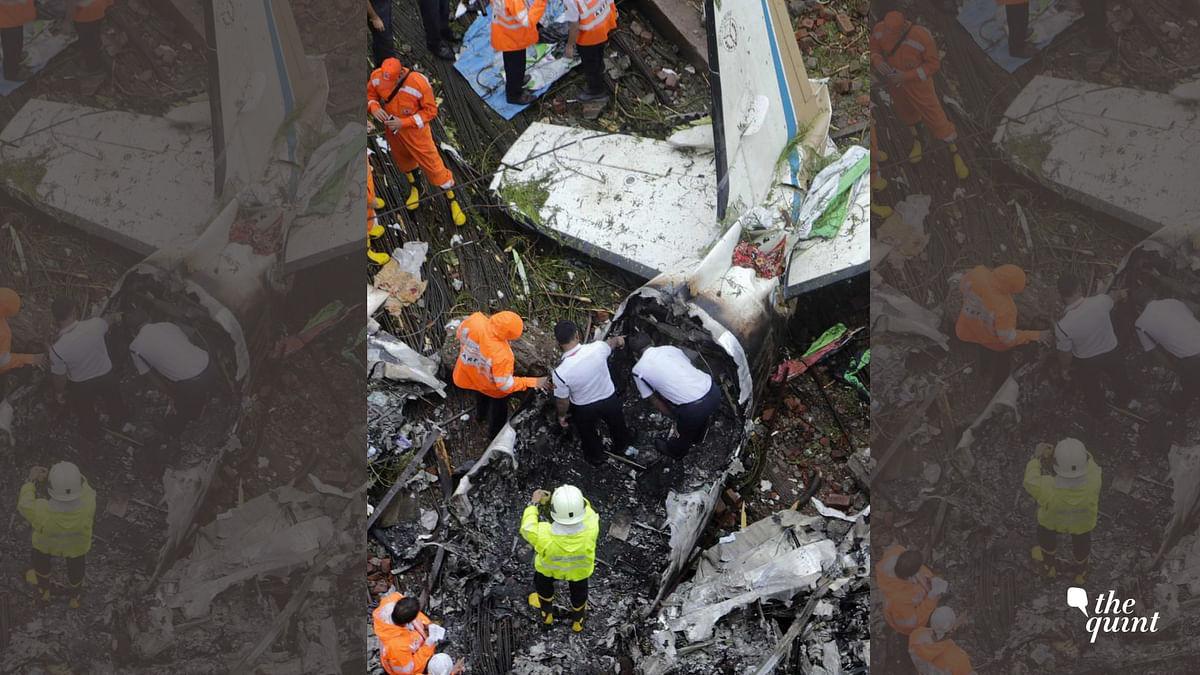 Plane Crashes Like Ghatkopar Won't Stop Till Debris Falls on Netas