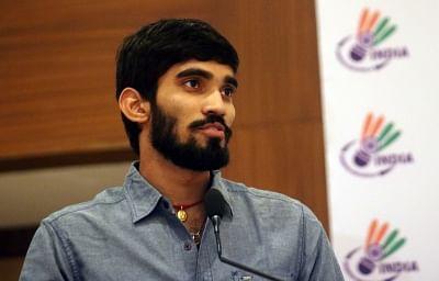 K Srikanth. (File Photo: IANS)