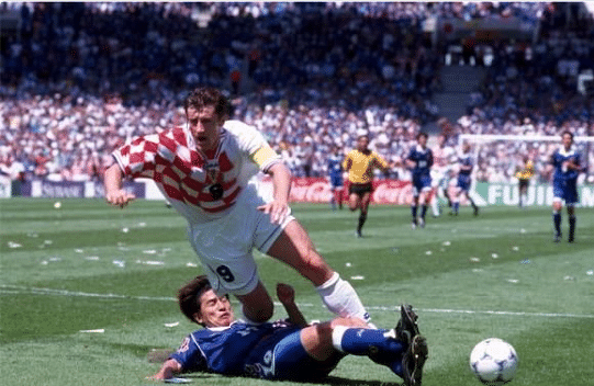 Davor Suker won the Golden Boot and Croatia reached the semi-finals in their only prior appeance at the FIFA World Cup, in 1998