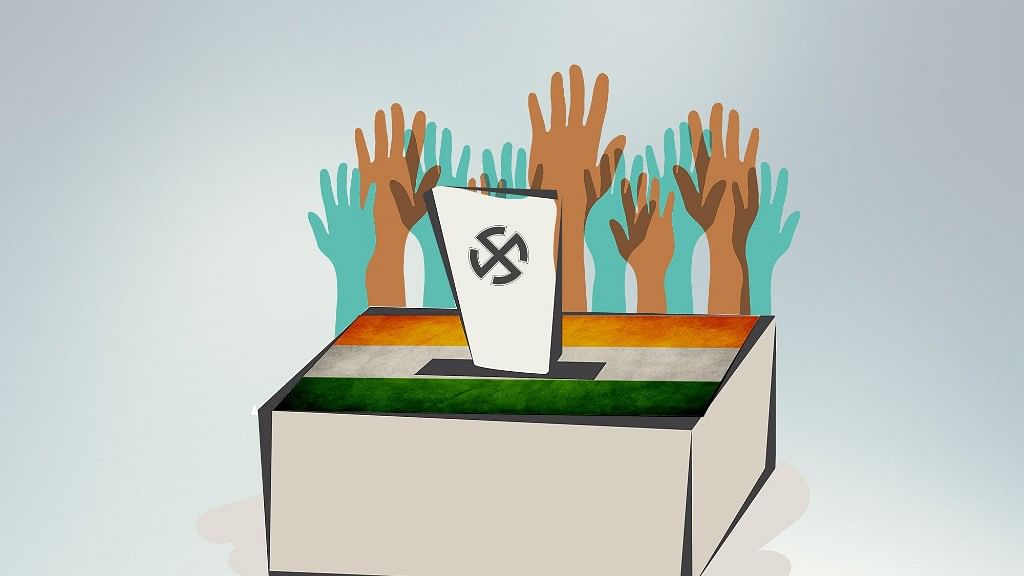 Parties Differ on Simultaneous Elections; BJP, Cong Remain Absent