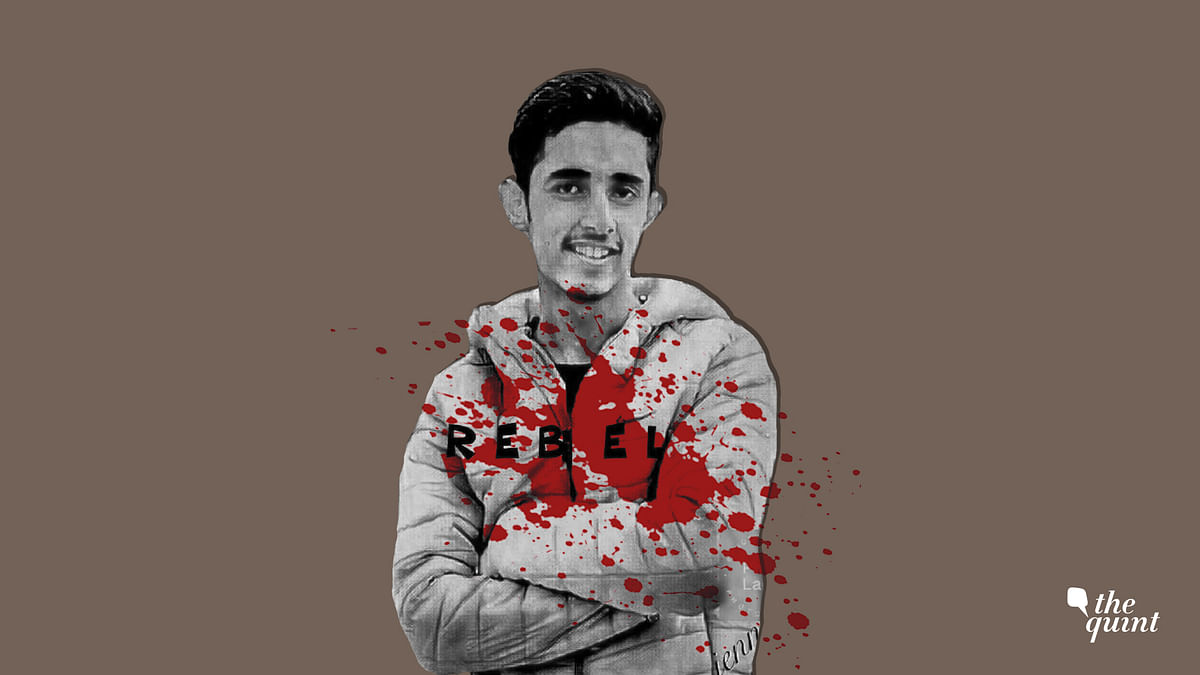 Sixteen-year-old Faizan Ahmad Poswal was killed during an anti-militancy drive in Pulwama district.
