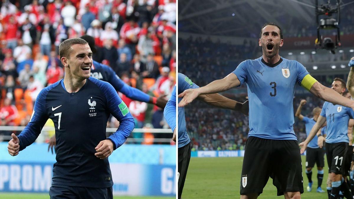 FIFA WC Quarters | Friday 7:30pm: France's Speed v Uruguay Defense