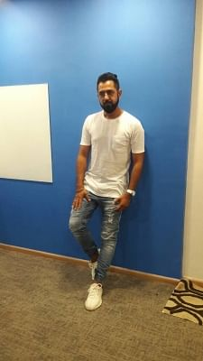 Gippy Grewal. (Photo: IANS)