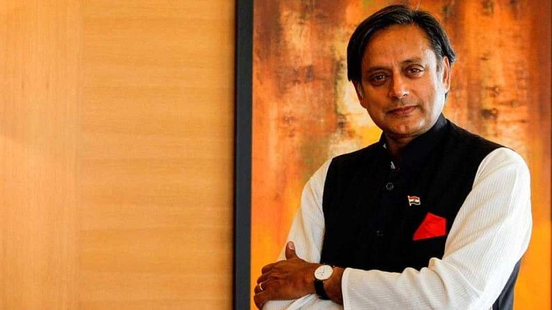 """""""The people of Thiruvanathapuram are voting about the future of India & they don't want BJP to be part of it,"""" Tharoor said."""