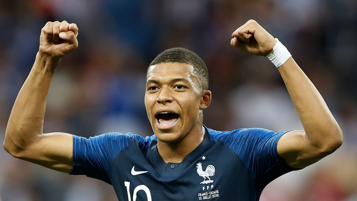 Liverpool Are a Machine, Feels PSG Striker Kylian Mbappe