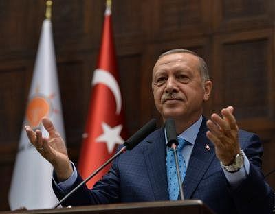 Turkish parliament approves new anti-terror law