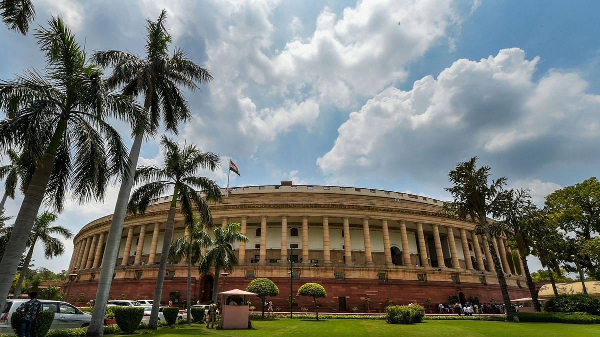 The Indian Parliament. Image used for representation.