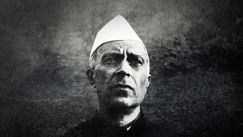Jawaharlal Nehru, India's first Prime Minister.