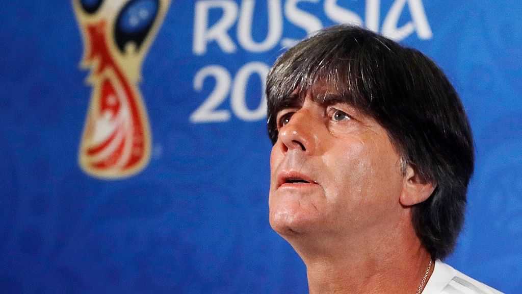 Prior to Russia, Loew had led his country to at least the semi-finals in all major tournaments.