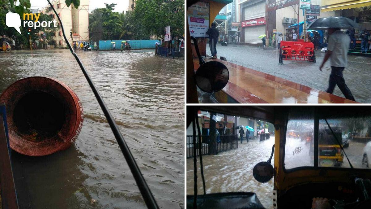 My Report: Photos Show How Rains Wreaked Havoc in Mumbai Again