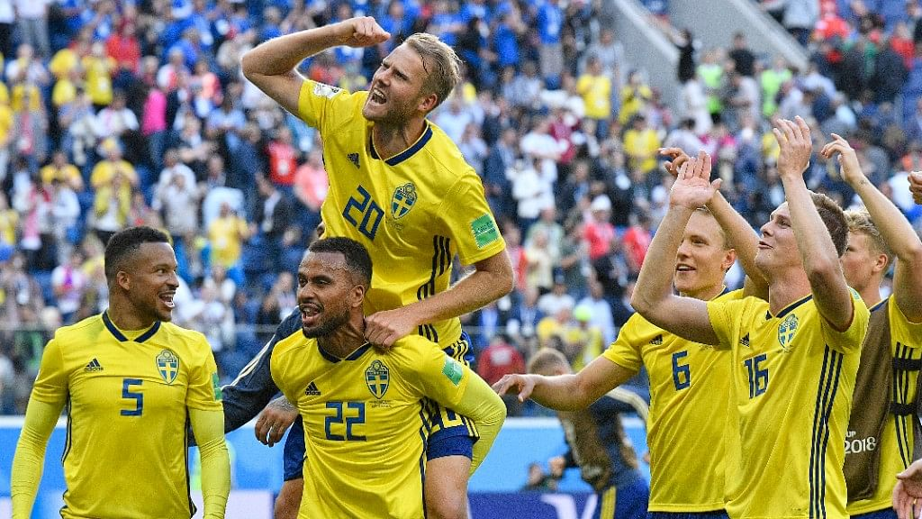 FIFA WC 2018: Sweden Overcome Swiss Challenge to Enter Quarters