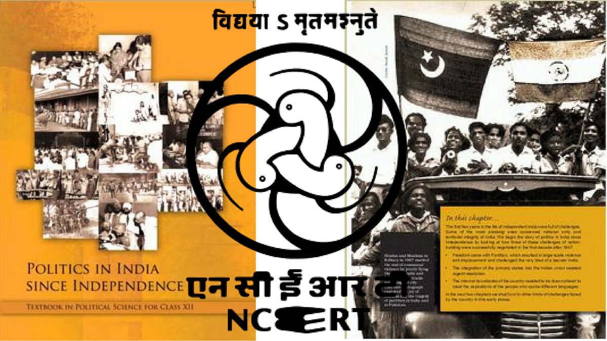 BJP Seeks to 'Correct' History in Class XII NCERT Books