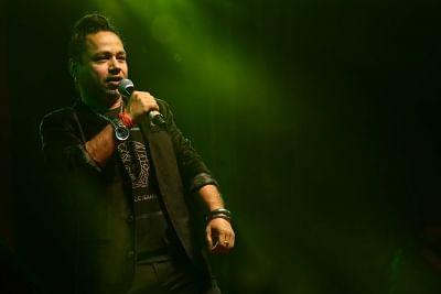 Singer Kailash Kher.