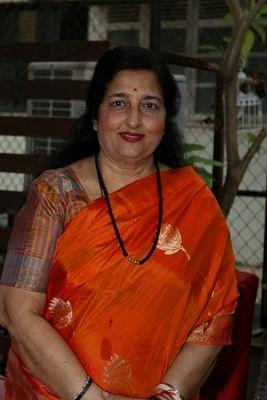 Anuradha Paudwal. (Photo: IANS)