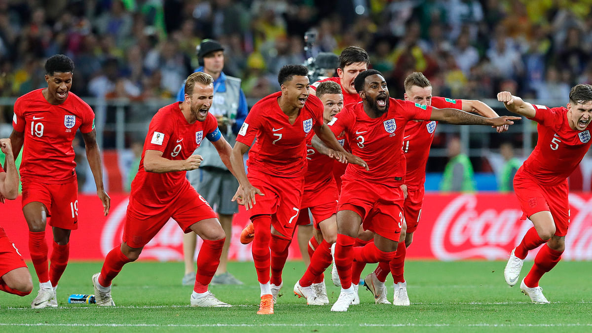 England Break Penalty Jinx And Twitter Goes Out of Control