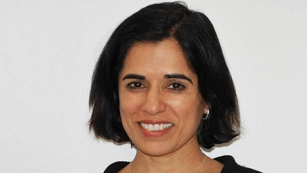 Seema Nanda, the first Indian-American ever to be the CEO of the Democratic National Committee.