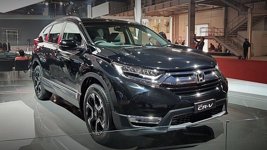 New Honda CR-V Coming This Festive Season, Civic in 2019