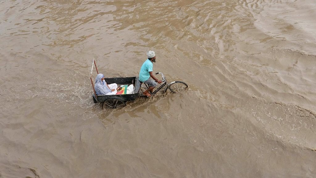 Heavy Rains Wreak Havoc In Several Parts of the Country
