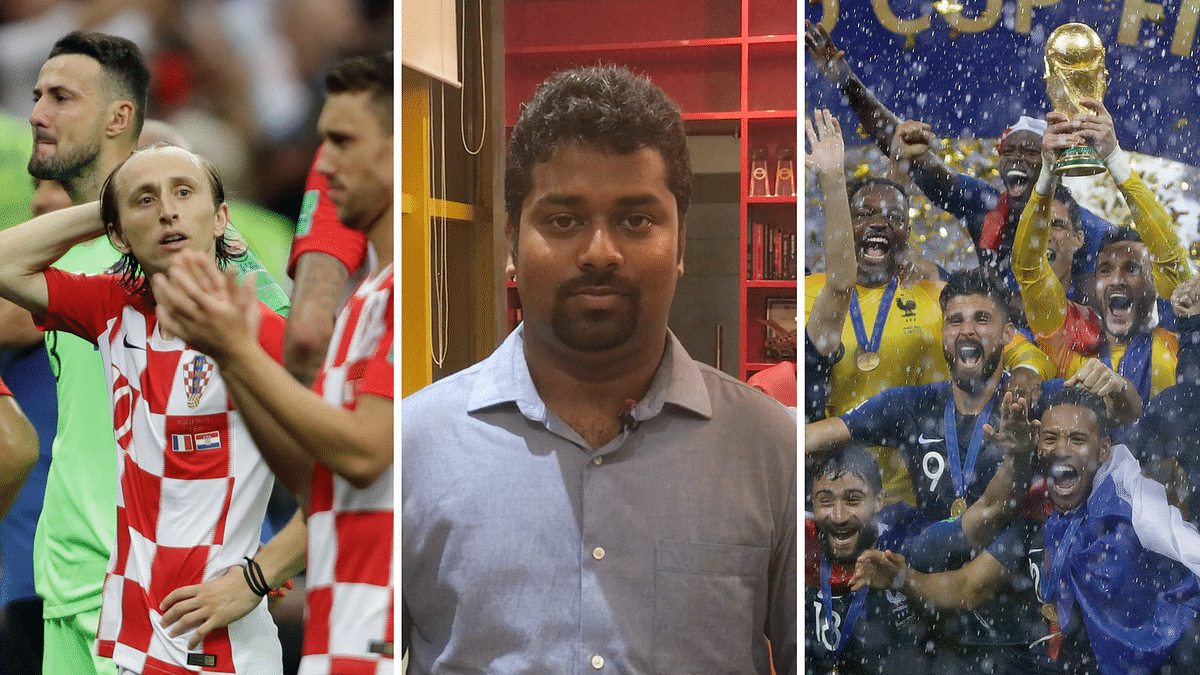 FIFA WC 2018 Final: 5 Key Moments From France's Win Over Croatia