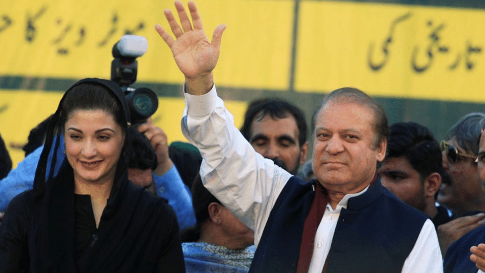 A Timeline Of Events That Led To Nawaz Sharif's Arrest In Lahore