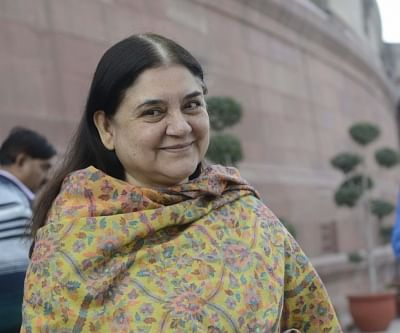 Union Women and Child Development Minister Maneka Gandhi. (File Photo: IANS)