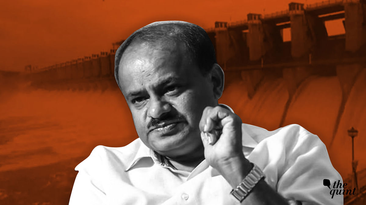 A failure to maintain the state's autonomy over the reservoirs can backfire against Kumaraswamy in his stronghold.
