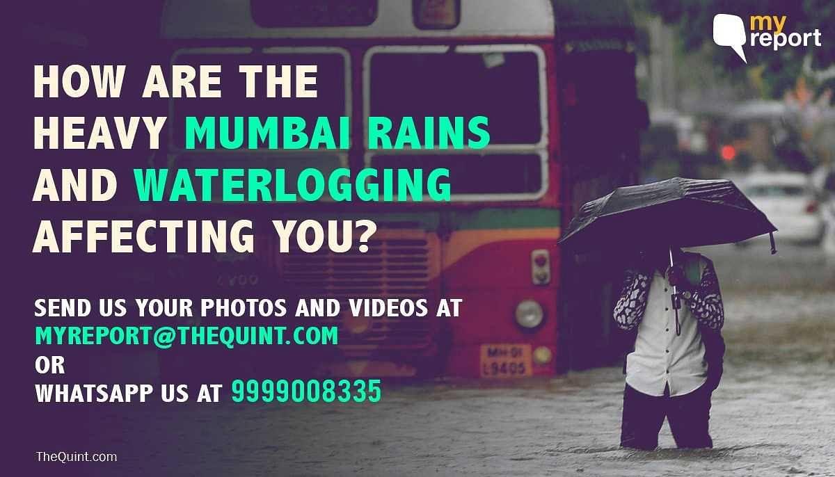 My Report: Mumbai Rains Halt Vadodara Express; Commuters Seek Help