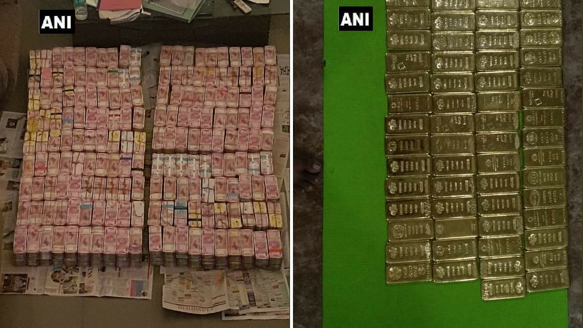 Rs 163 Crore, 100 kg Gold Seized in TN, Political Link Suspected