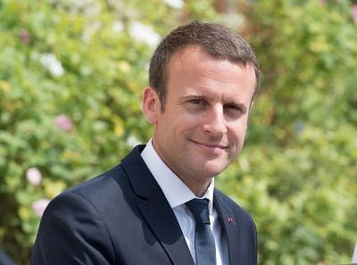 Putin, Macron discuss joint humanitarian aid to Syria