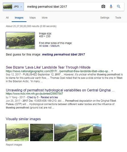 WebQoof: Videos of 'Earth's Crust Moving in Mongolia'  Are Fake