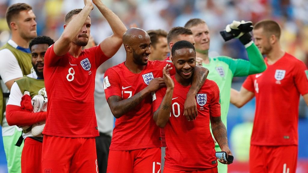 England have made it to the last 4 of the World Cup after 28 years.
