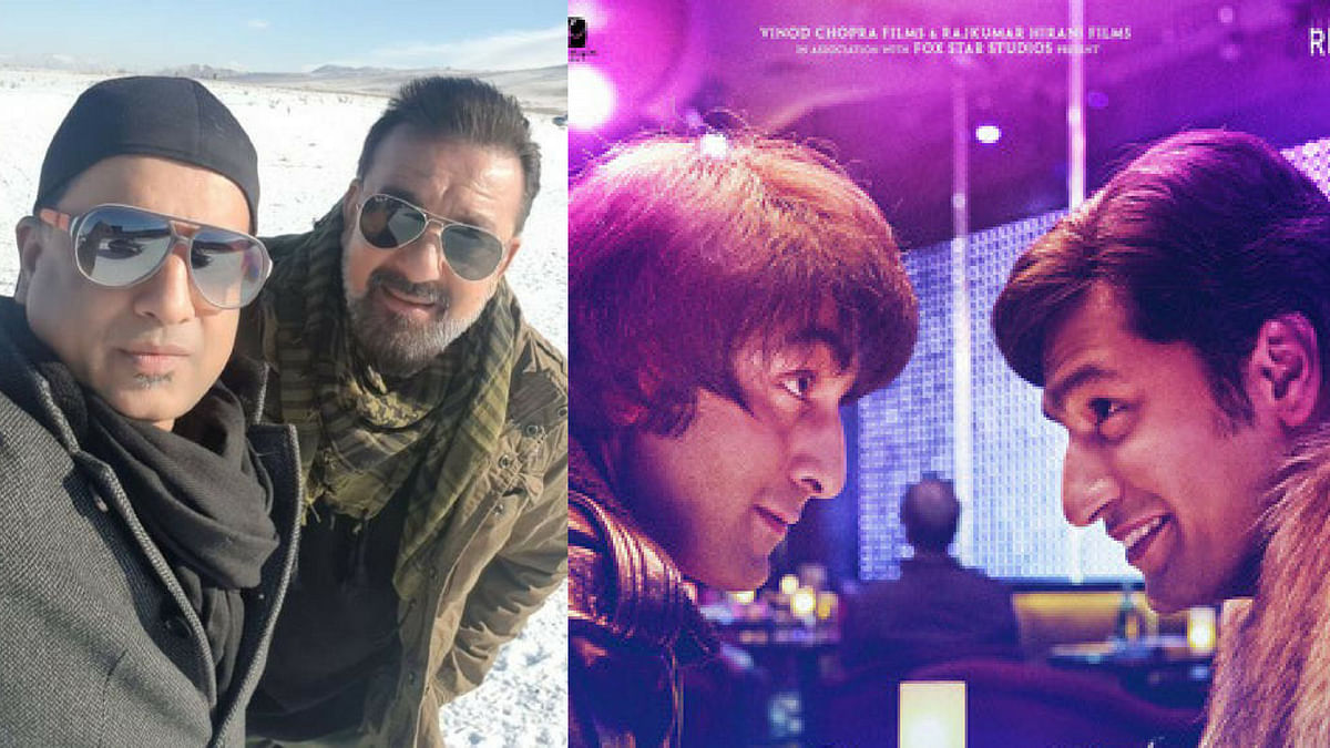 'Sanju': Meet Sanjay Dutt's Real Bestie Kamli Played by Vicky