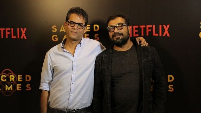 Sacred Games: Anurag Kashyap Talks About Censorship and Freedom