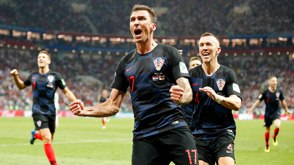 Croatia Reach First FIFA World Cup Final After Taking Down England