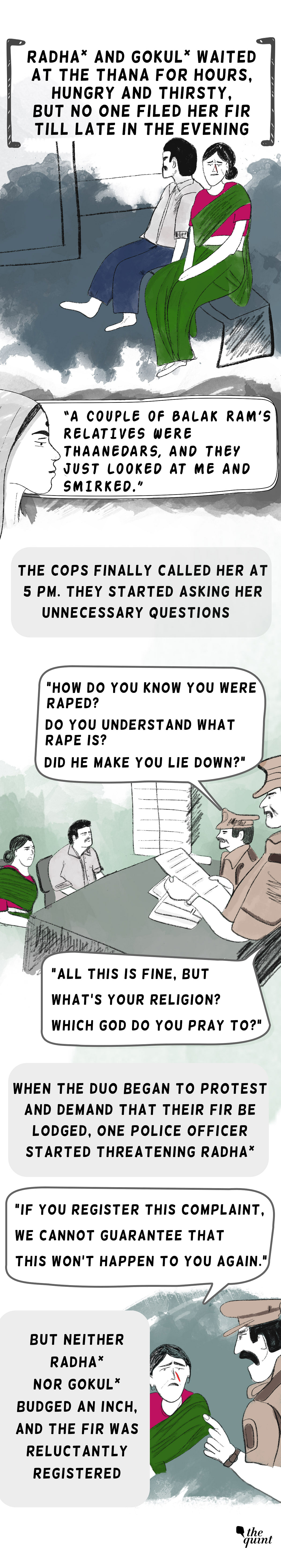 Sshh! She Was Raped, Called 'Lowly' & Subjected to Two-Finger Test
