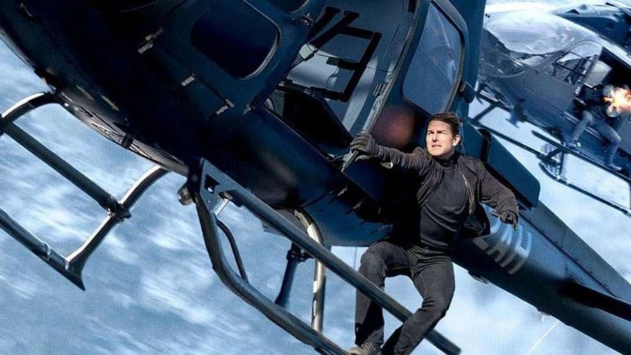 Allow Me to Shut Down a Street in India: Tom Cruise