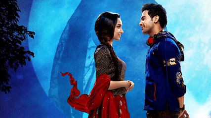 The first poster of <i>Stree</i> featuring Rajkummar Rao and Shraddha Kapoor is out and we already have many questions.
