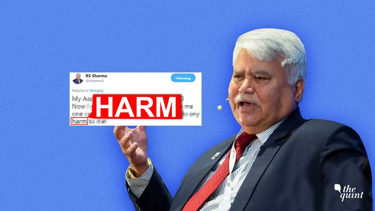 Dear Mr Sharma, the Aadhaar Harm is Real, Time to Recognise It