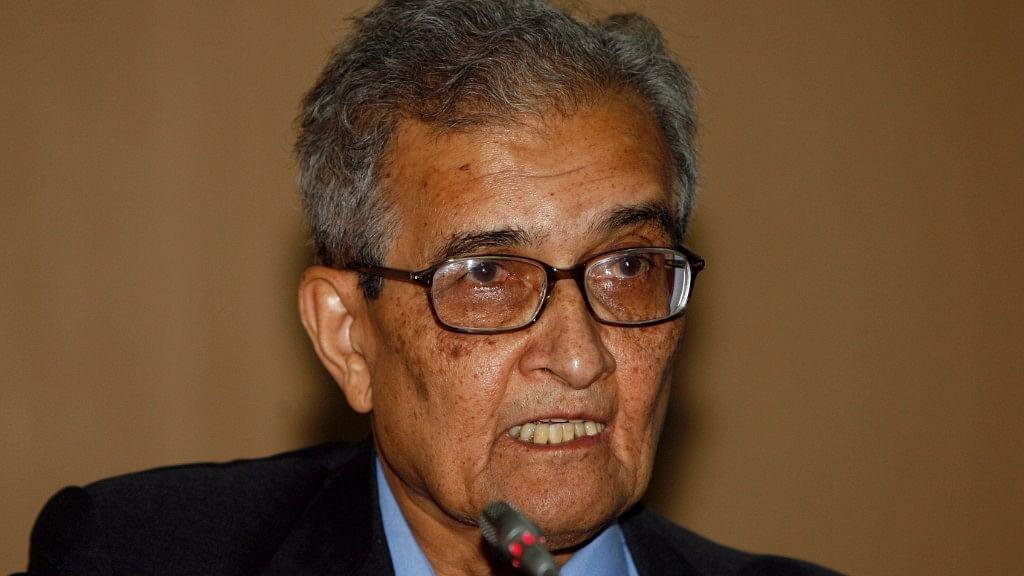 Govt's Focus on Taking Credit Led to COVID Crisis: Amartya Sen
