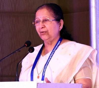 Lok Sabha Speaker Sumitra Mahajan. (File Photo: IANS)