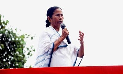 West Bengal Chief Minister and Trinamool Congress (TMC) supremo Mamata Banerjee.