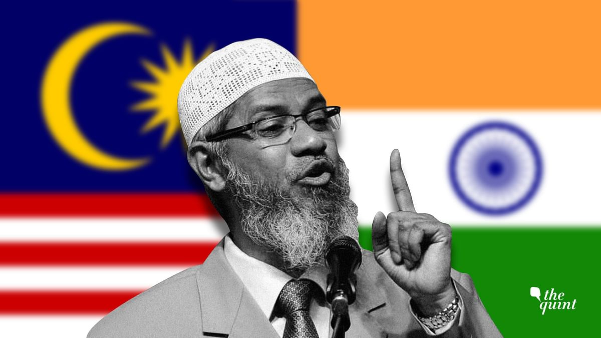 Zakir Naik's 'High Net Worth' Is a Low for India-Malaysia Ties