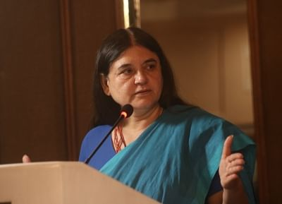 Maneka asks Bollywood producers to submit report on sexual harassment