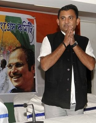 Congress MLA Paresh Dhanani.  (Photo: IANS)